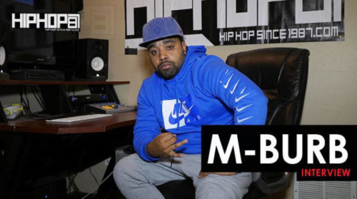M-BURB-INT-500x279 M-Burb Interview with HipHopSince1987