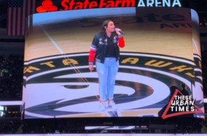 Koryn Hawthorne Performs With The Atlanta Hawks at Halftime & Postgame On MLK Day (Video)