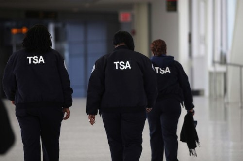 tsa-500x333 Unpaid TSA Workers Blast Uncensored Hip Hop Songs In JFK Airport!