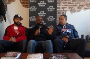"Freeway Rick Ross Talks Prison Reform, His New Book ""21 Keys of Success"", His Life and More (Video)"