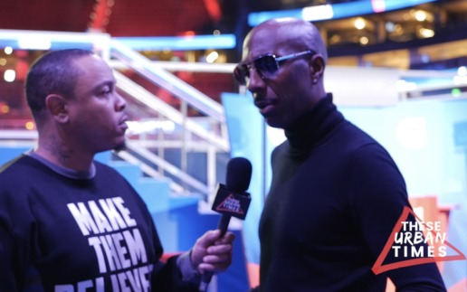 "JB Smoove Talks His Super Bowl 53 Picks, ""Spiderman:Far From Home"", Planet Fitness & More (Video)"