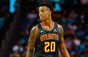 "John Collins Talks ""Space Jam 2"" & If He Would Like To Land a Role in the Film (Video)"