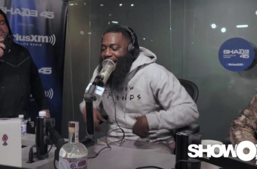 "Dark Lo & Eto Freestyle on ""Showoff Radio"" with Statik Selektah"