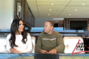 Molly Qerim Rose Talks Her Journey To Sports Media Stardom, Advice To Inspiring Sports Analyst, Her NBA Finals Predictions & More (Video)