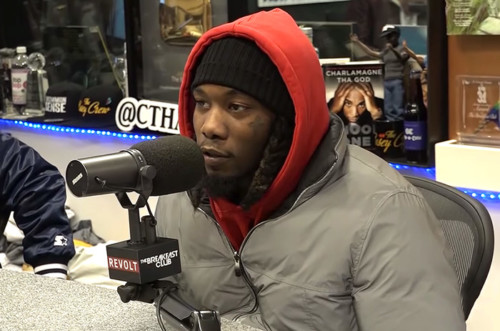 offset-breakfast-club-500x331 Offset Opens Up About Relationship With Cardi B (Video)