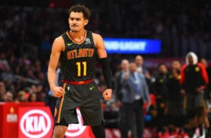 Atlanta Hawks Guard Trae Young Named the NBA Eastern Conference Player of the Week