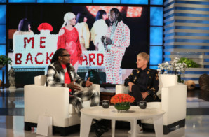 Offset Talks Cardi B, Car Crash & More on Ellen (Video)