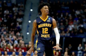 Projected No. 2 Pick Murray State Star Ja Morant Will Declare for the 2019 NBA Draft Today