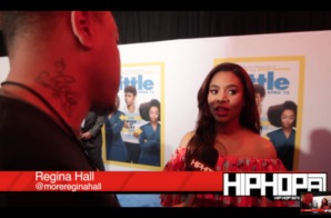 "Regina Hall Talks Her Role in the New Film 'Little"", Marsai Martin & More (Video)"