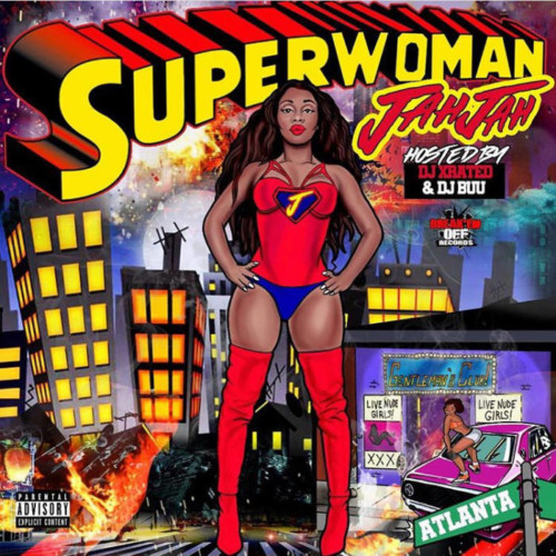 Superwoman-Cover-Art-500x500 Jah Jah - Superwoman (Mixtape)