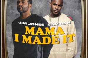 Jim Jones x The Heatmakerz – Mama I Made It Ft. Cam'ron