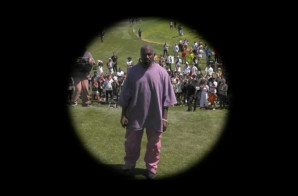 "Kanye West Debuts ""Water"" At Coachella Sunday Service!"