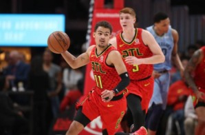 Birds Flyin' High: Atlanta Hawks Rookies Kevin Huerter and Trae Young Have Been Named to theNBA All-Rookie Teams