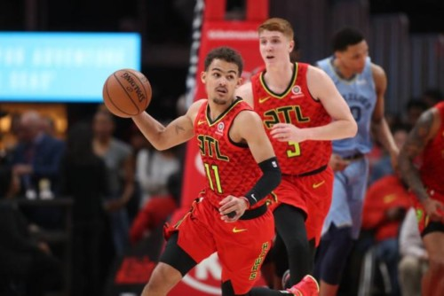 Trae-KEvin-500x334 Birds Flyin' High: Atlanta Hawks Rookies Kevin Huerter and Trae Young Have Been Named to theNBA All-Rookie Teams