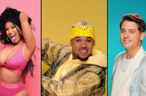 Chris Brown – Wobble Up Ft. Nicki Minaj & G-Eazy (Video)
