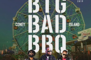 Big Bad BBQ Takes Over Coney Island w/ Bunji Garlin, Davido & Busy Signal