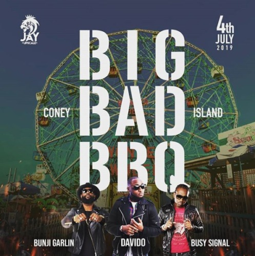 Screen-Shot-2019-06-17-at-11.54.30-AM-497x500 Big Bad BBQ Takes Over Coney Island w/ Bunji Garlin, Davido & Busy Signal