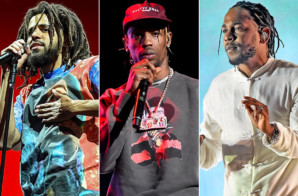 Kendrick Lamar, J. Cole & Travis Scott to Headline Day N Vegas Festival!