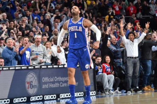 "Mike Scott Talks the 2019 NBA Finals, His Season With the Sixers, ""I Ain't No Bit&h"" & More (Video)"