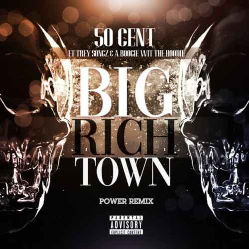 50-500x500 50 Cent - Big Rich Town Ft. Trey Songz x A-Boogie (Remix)