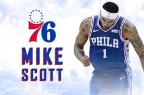 Mike-Town Philly Back Again: The Philadelphia 76ers Have Officially Re-Signed Mike Scott