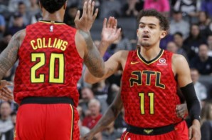 Atlanta's John Collins and Trae Young Named to 2019 USA Basketball Men's Select Team