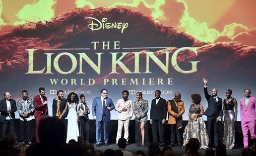 """The Lion King"" Celebrates The World Premiere in Hollywood (Photos)"