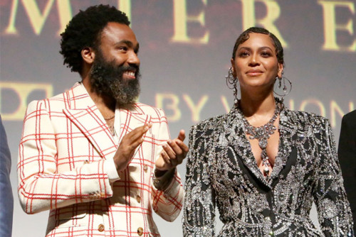 donald-glover-beyonce-lk-500x334 Beyonce & Donald Glover - Can You Feel The Love Tonight