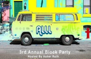 HHS87 X Cutty TV: All Love Block Party Hosted by Asher Roth