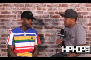 "Oshea Talks 'Reasons & Seasons', His Single ""Savage"", The Art of R&B & More (Video)"