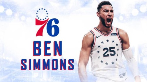 sixers-500x281 Fresh Prince of the Sixers: The Philadelphia 76ers Sign Ben Simmons To a 5-Year Contract Extension