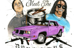 "03 Greedo and Travis Barker's joint project ""Meet The Drummers"""