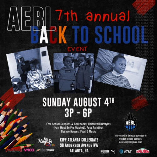 aebl-back-to-school-500x500 Atlanta Hawks Trae Young & John Collins Takeover AEBLHOOPS + More NBA Stars
