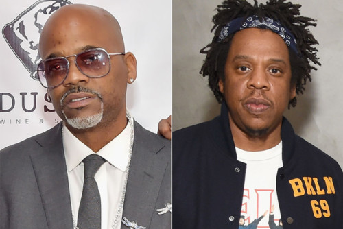 damon-dash-jay-z-500x334 Dame Dash Chimes in on Jay Z's NFL Deal!