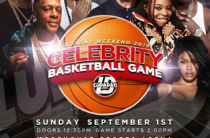 Jamie Foxx, Teyana Taylor, John Wall, Lil Boosie and More to Join the 14th Annual LudaDay Weekend Celebrity Basketball Game