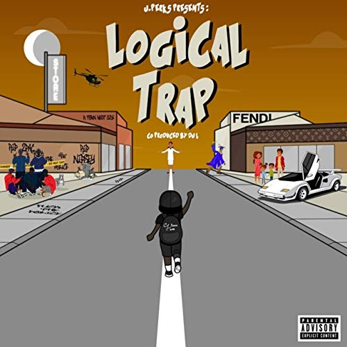 81ruqdLe-QL._SS500_ J. Perks - Logical Trap (Mixtape)