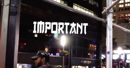 AUNZ – Important (Video)