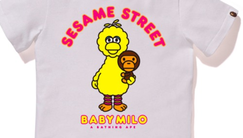Screen-Shot-2019-09-12-at-11.31.45-PM-500x284 BAPE is Dropping a Sesame Street Collection!