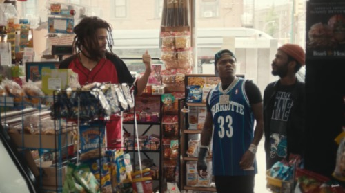 Screenshot-28-500x281 Dreamville - Under The Sun Ft. J. Cole, DaBaby & Lute (Video)