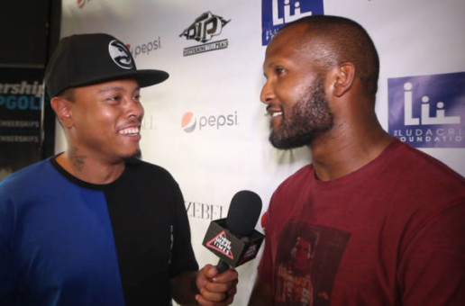 Champ Bailey Talks Entering the NFL Hall of Fame, His Super Bowl LIV Predictions & More (Video)