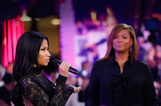 "Queen Latifah Chimes in on Nicki Minaj's Retirement, ""She'll Be Back!"" (Video)"