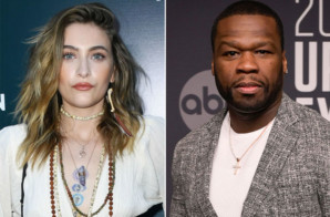 50 Cent Disses Michael Jackson, Paris Jackson Claps Back!