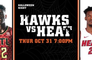 Treat or Trick: Win Tickets To Tonight's Miami Heat vs. Atlanta Hawks Halloween Matchup