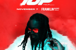 T-PAIN 1UP tour LIVE at Franklin Music Hall in Philly on Nov. 7th!