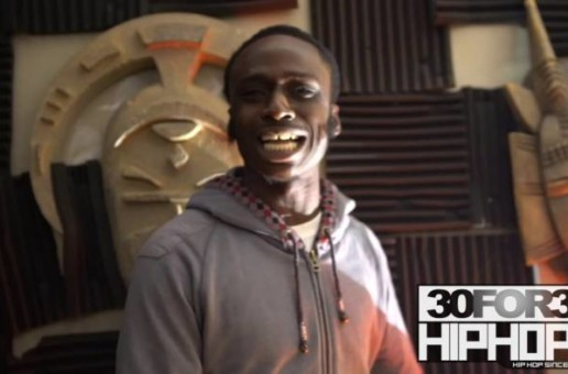 "HHS87 Blizzy Trill ""30 For 30"" Freestyle"