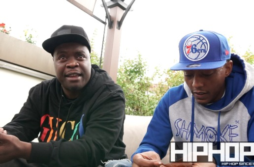 "E-Ness Links Up With Cassidy and Talks about The URL ""Lockdown"" Event"