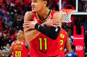 Ice Cold: Atlanta Hawks Guard Trae Young Named NBA Eastern Conference Player of the Week