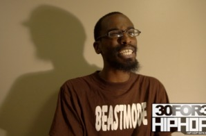 "Fis Da Beast ""30 For 30"" Freestyle"