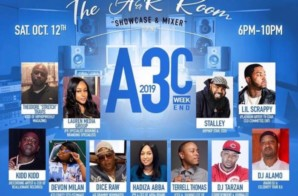 "HipHopSince1987 Presents: ""The A&R Room Showcase & Mixer"" in Atlanta (Oct.12th)"