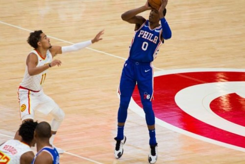 Thriller in State Farm Arena: Led By Embiid, The Sixers Steal One on the Road in Atlanta
